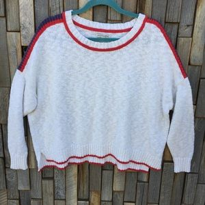 Vintage retro american eagle sweater 1990 90 large